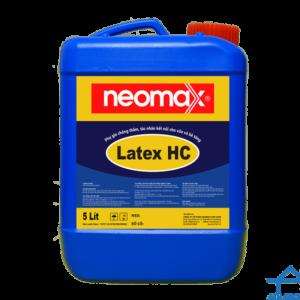 Neomax Latex HC - Phụ gia chống thấm, tác nhân kết nối