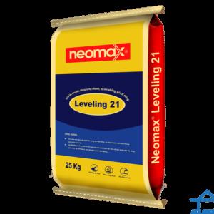Neomax Leveling 21 - Vữa lót tự san phẳng cho sàn gốc xi măng