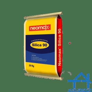 Neomax Silaca 90 - Phụ gia khoáng Silica Fume cho bê tông