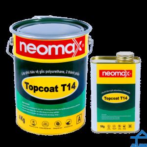 Neomax Topcoat T14 - Lớp phủ bảo vệ gốc Polyurethane