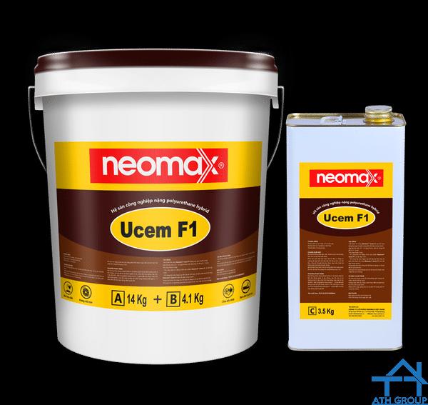 Neomax Ucem F1 - Hệ sàn công nghiệp nặng Polyurethane Hybrid