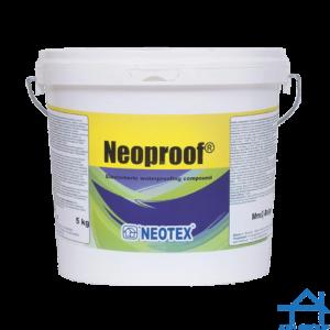 Neoproof - Lớp phủ chống nóng, chống thấm hỗn hợp dành cho mái