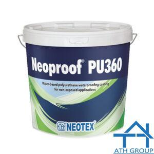 Neoproof PU 360 - Lớp phủ Polyurethane chống thấm gốc nước