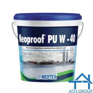 Neoproof PU W - Lớp phủ Polyurethane chống thấm gốc nước