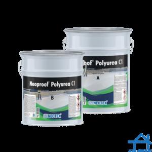 Neoproof Polyurea C1 - Lớp phủ chống thấm dành cho mái