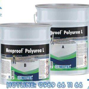 Neoproof Polyurea L - Lớp phủ chống thấm dành cho mái