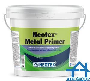 Neotex Metal Primer - Sơn lót chống ăn mòn gốc nước