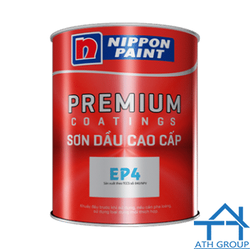 Nippon EP4 Clear Sealer