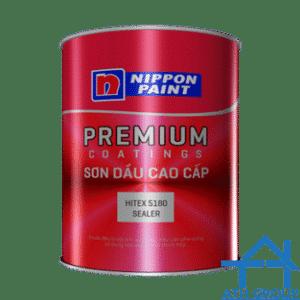 Nippon Hitex 5180 Sealer Sơn lót gốc dầu cao cấp