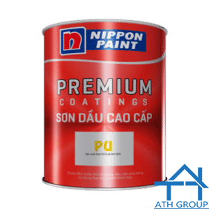 Nippon PU sơn công nghiệp cao cấp gốc dầu