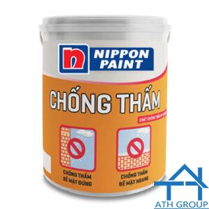 Nippon WP 100 White Chống Thấm