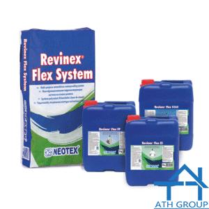 Revinex Flex ES - Hệ thống chống thấm gốc xi măng đa năng