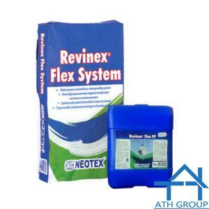 Revinex Flex System - Hệ thống chống thấm gốc xi măng