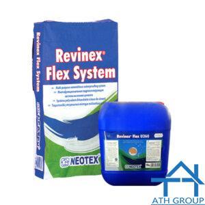 Revinex Flex U360 - Hệ thống chống thấm gốc xi măng đa năng