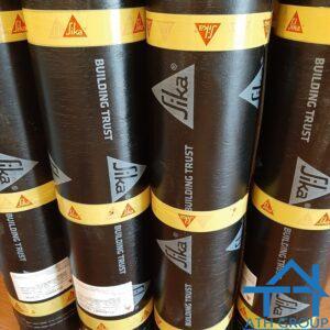 Sika Bituseal T130 SG - Màng chống thấm dạng tấm mỏng dày 3mm