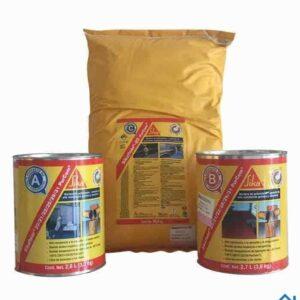 Sikafloor 20N Purcem (CN) - Lớp vữa phủ sàn tự san phẳng gốc PU