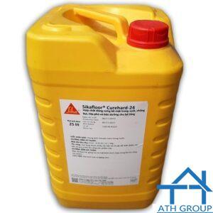 Sikafloor Curehard 24 - Hợp chất đông cứng bề mặt trong suốt