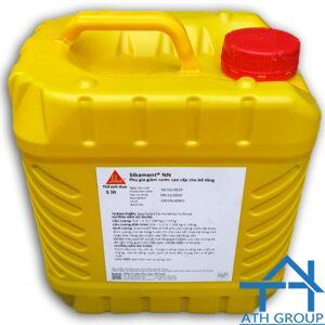 Sikament NN Phụ gia siêu hóa dẻo, giảm nước