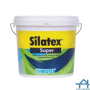 Silatex Super - Lớp phủ chống thấm Acrylic dành cho mái