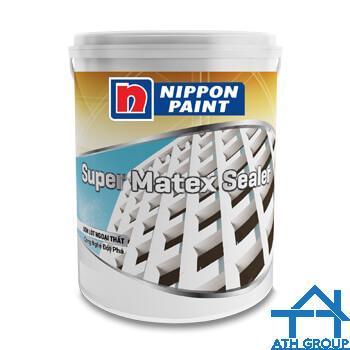 Sơn Lót Ngoại Thất Nippon Super Matex Sealer