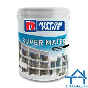 Sơn Ngoại Thất Nippon Super Matex