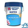 Sơn Nippon Matex Sắc Màu Dịu Mát