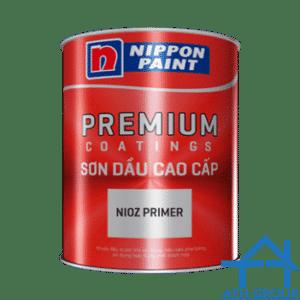 Sơn Nippon NIOZ gốc ethyl silicate và bột kẽm