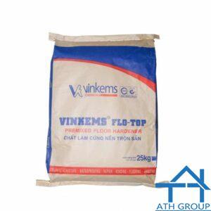 Vinkems Flo Top - Chất làm cứng nền trộn sẵn