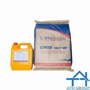 Vinkems Simon Coat 5SF - Hợp chất chống thấm siêu đàn hồi