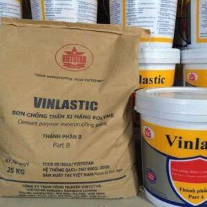 Vinlastic - Sơn chống thấm xi măng Polyme đàn hồi