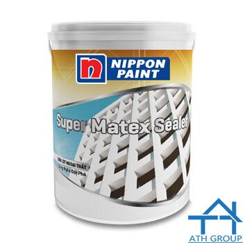 Super Matex Sealer - Sơn lót ngoại thất